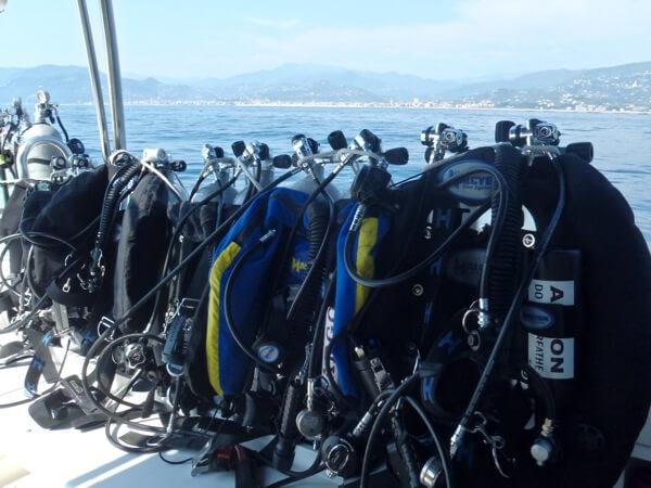 Vendita attrezzature subacquee halcyon e dui portofino - Halcyon dive gear ...
