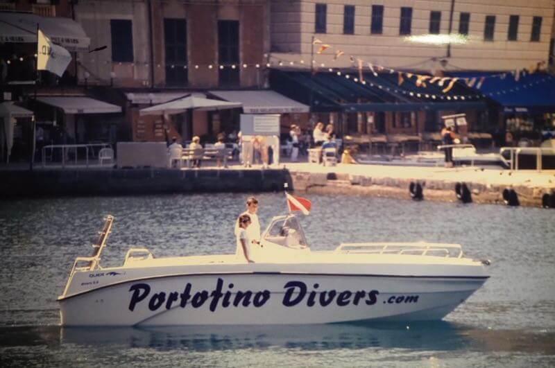 La nostra prima barca diving