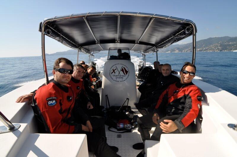 Immersioni a Portofino con Portofino Divers
